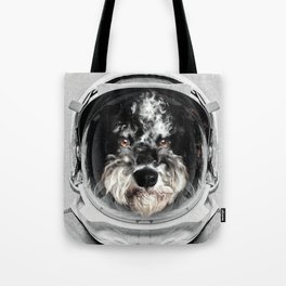 Buster Astro Dog Tote Bag
