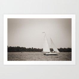 Woodwind II Art Print