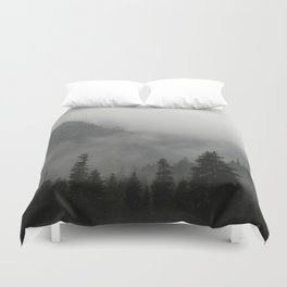 I Love This Place Duvet Cover