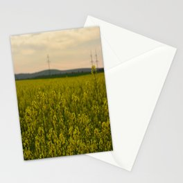 sun in the nature Stationery Cards