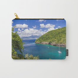 Tropical Lagoon Carry-All Pouch