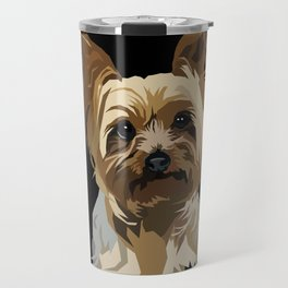 It's A Yorkie Travel Mug