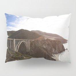 Bixby Bridge Pillow Sham