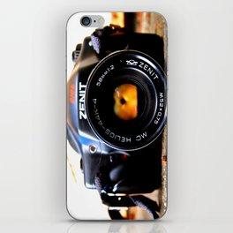 Zenit iPhone Skin