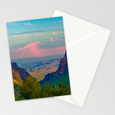 Chisos Mountain Park Big Bend Texas Stationery Cards