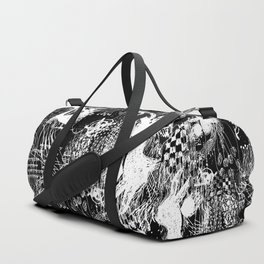 graphic Duffle Bag