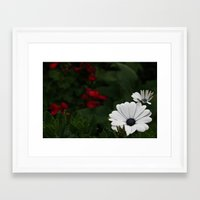 patriotic Framed Art Prints featuring Patriotic by Jewelya