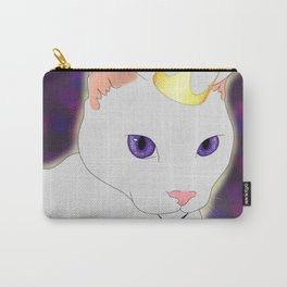 Royalty Cat Carry-All Pouch