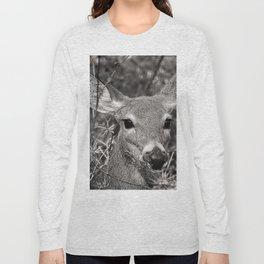 Hello Deer Long Sleeve T-shirt
