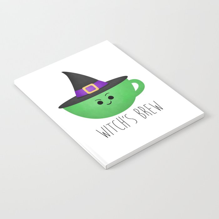 Witch's Brew Notebook