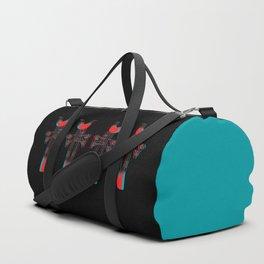 Tasse d'ombres: Duffle Bag