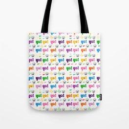 Yo Vibes 0.2 Tote Bag