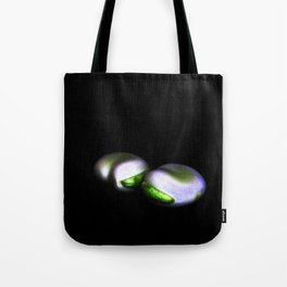 Two Broad Beans Tote Bag