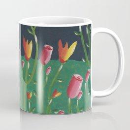 Field of Fowers painting Coffee Mug