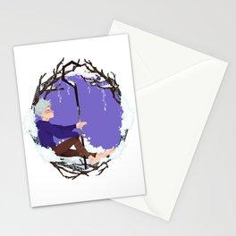Jack Frost Circlet Stationery Cards