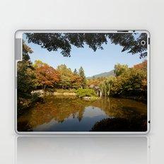 Almost Autumn Laptop & iPad Skin