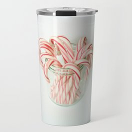 Candy Cane Delight Travel Mug