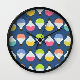 Liquid Wall Clock