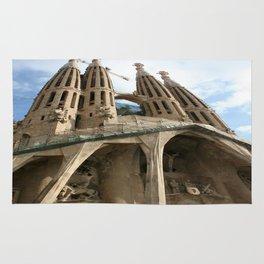 Work in Progress (La Sagrada Familia) Rug
