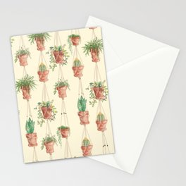 Plant hangers Stationery Cards