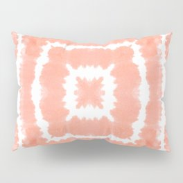 FESTIVAL SUMMER - WILD AND FREE - BLOOMING DAHLIA Pillow Sham