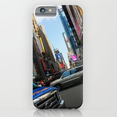 New York City Time Square NYC iPhone 6s Slim Case
