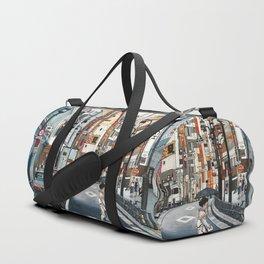 Tokyo Crossing Duffle Bag