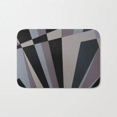 Razzle Dazzle Camouflage Graphic Art Bath Mat