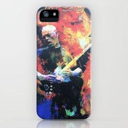 david gilmour tour 2020 atin1 iPhone Case