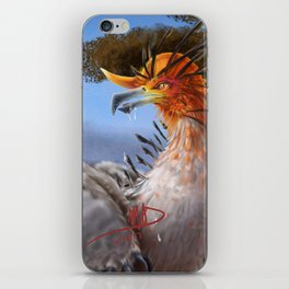 Bird Dragon iPhone Skin