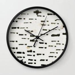 wabi sabi 16-01 Wall Clock