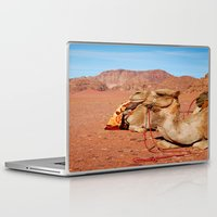 camel Laptop & iPad Skins featuring camel by lularound