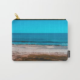 Rural beach at Greece Carry-All Pouch