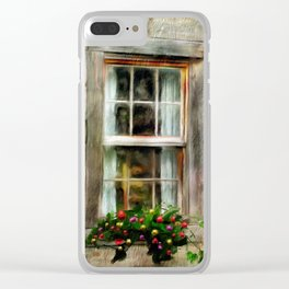 The Window Clear iPhone Case