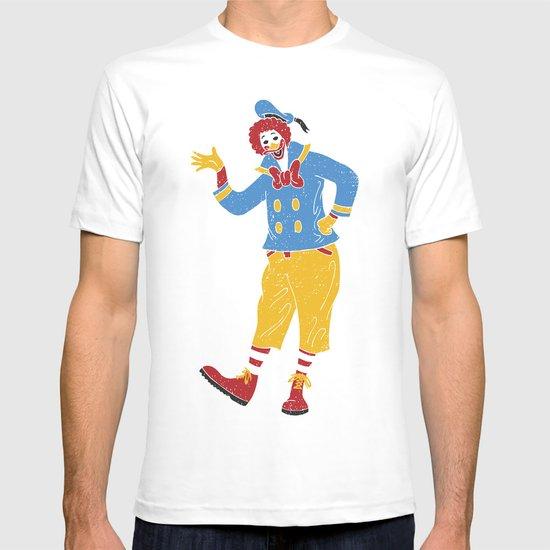 RonaldMcDonaldDuck T-shirt