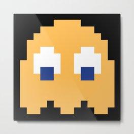 8-Bits & Pieces - Clyde Metal Print