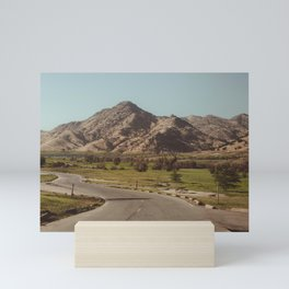 Sierra Landscape Mini Art Print