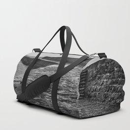 Lyme Regis Pier Duffle Bag