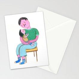 I Love My Daddy Stationery Cards