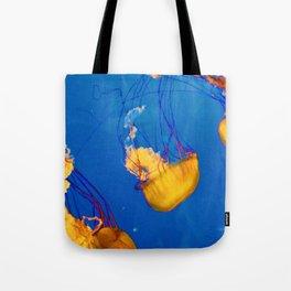 Orange Jellies Tote Bag