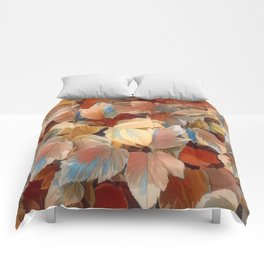 Variations of Color Comforters