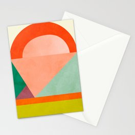 door to heaven Stationery Cards