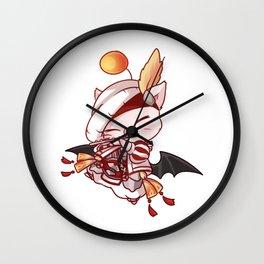 Moogle The Genius Wall Clock