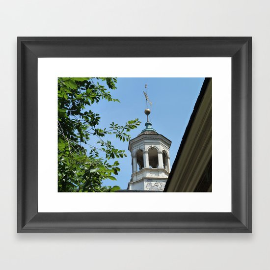 Independence Hall Philadelphia Framed Art Print
