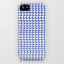 Ink Swirls iPhone Case