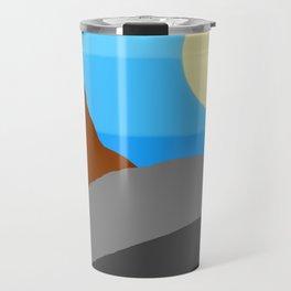 Cool Western Sun Travel Mug