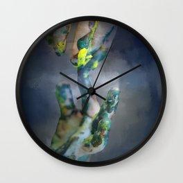 Creating Wall Clock