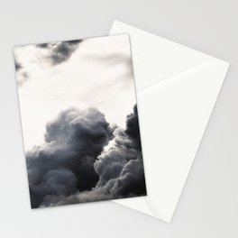 clouds pass by  Stationery Cards
