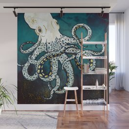 Underwater Dream VII Wall Mural