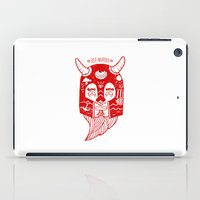 invader zim iPad Cases featuring Sea Invader by Jelot Wisang